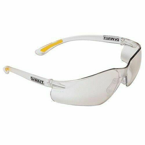 Dewalt Contractor Pro Lens Safety Glasses - Clear