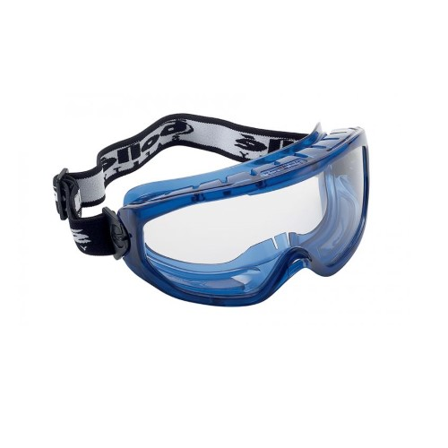 Bolle Blast Safety Goggles - Clear