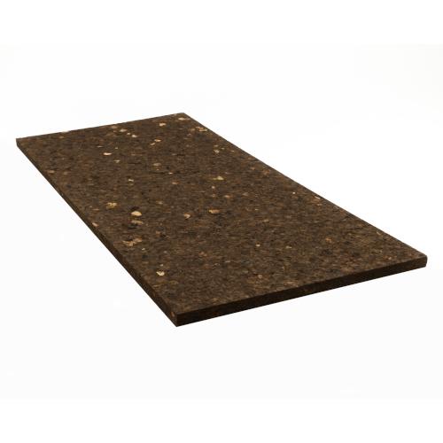 Cork Sheet - Black Expanded