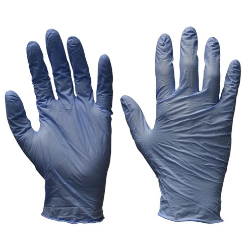 Nitrile Gloves - Large - Pack of 100