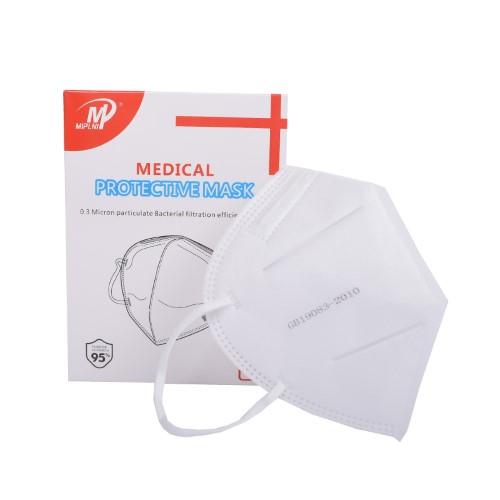 Fold Flat Masks KN95 - Pack of 10