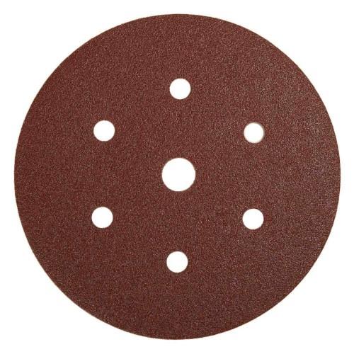 Mirka Course Cut Abrasive Discs 150mm - 40 Grit - Box of 25