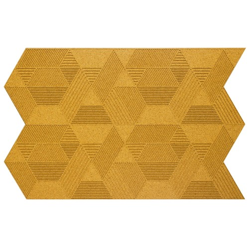 Muratto Organic Blocks - Strips - Geometric  - Yellow