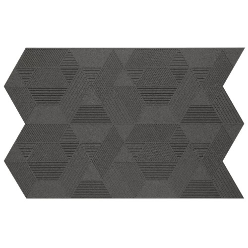 Muratto Organic Blocks - Strips - Geometric  - Grey