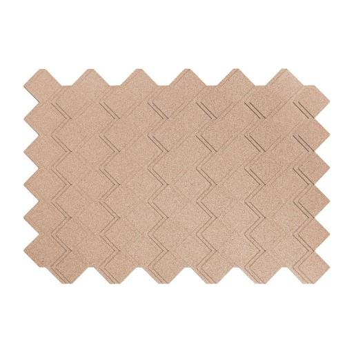 Muratto Organic Blocks - Strips - Step  - Ivory