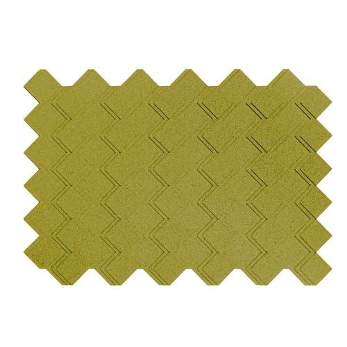 Muratto Organic Blocks - Strips - Step  - Olive