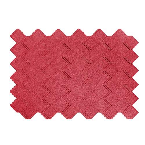 Muratto Organic Blocks - Strips - Step  - Red
