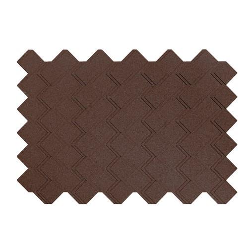 Muratto Organic Blocks - Strips - Step  - Aubergine