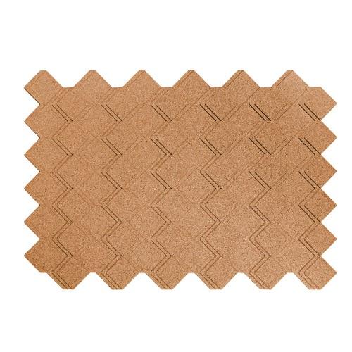 Muratto Organic Blocks - Strips - Step  - Natural