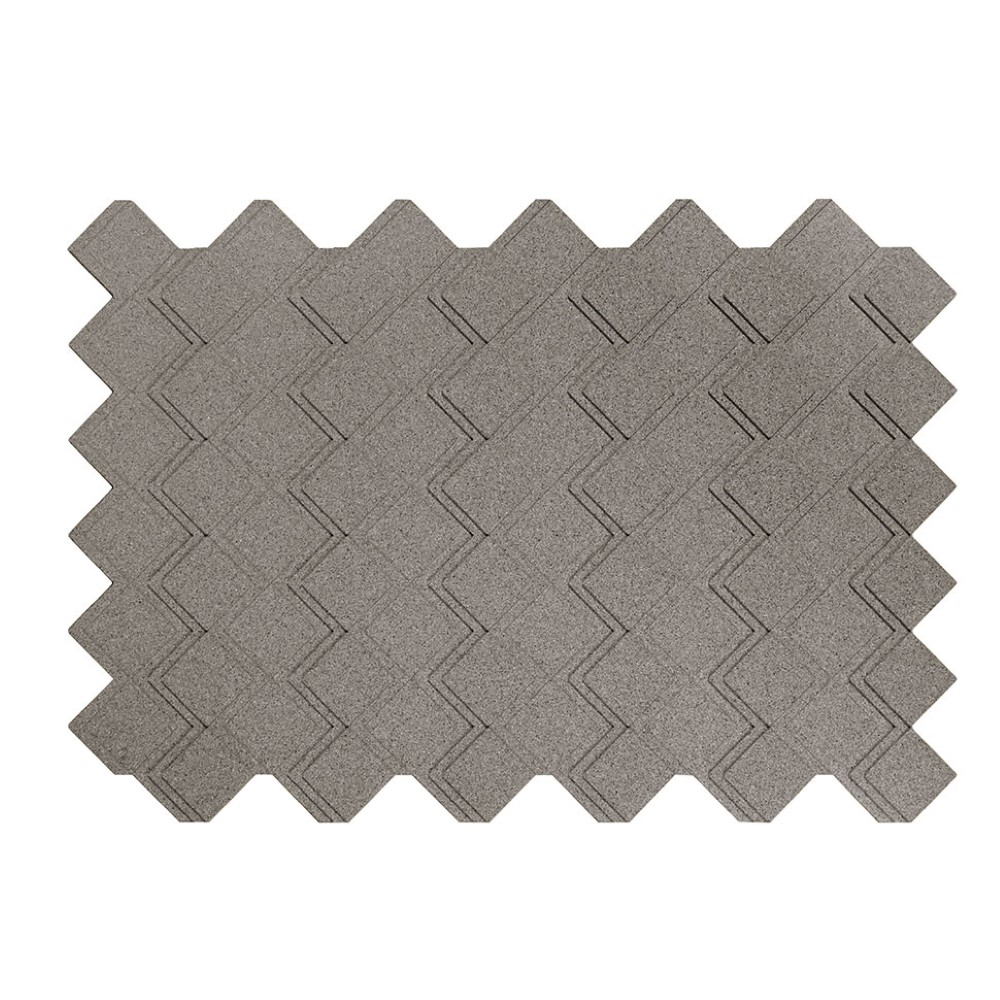 Muratto Organic Blocks - Strips - Step  - Taupe