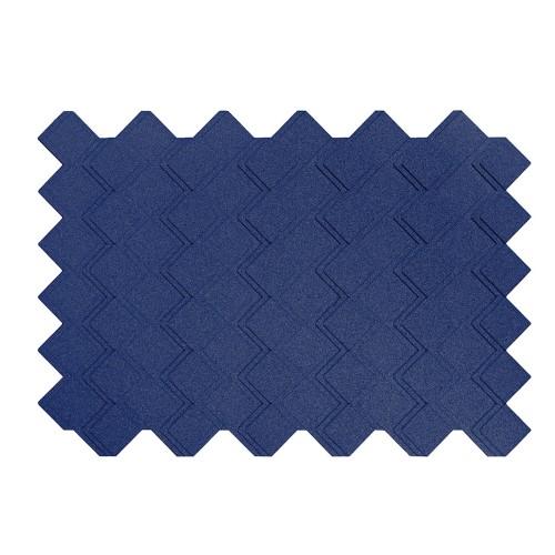 Muratto Organic Blocks - Strips - Step  - Blue