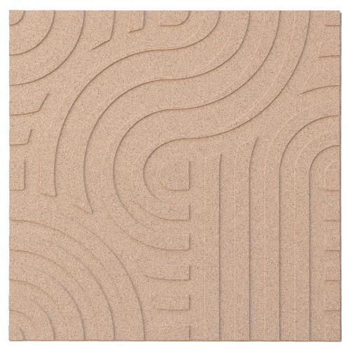 Muratto Organic Blocks - Strips - Wave  - Ivory