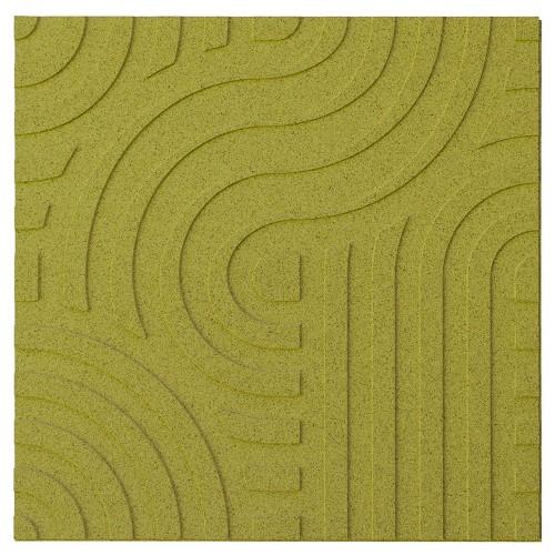 Muratto Organic Blocks - Strips - Wave  - Olive