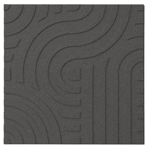 Muratto Organic Blocks - Strips - Wave - Grey
