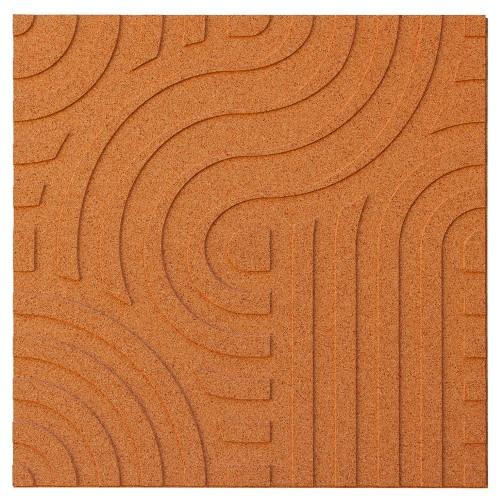 Muratto Organic Blocks - Strips - Wave - Copper