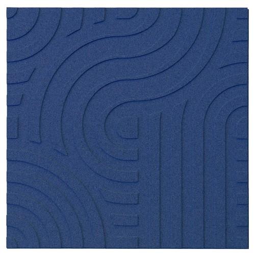 Muratto Organic Blocks - Strips - Wave - Blue