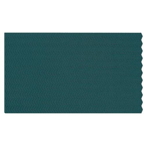 Muratto Organic Blocks - Strips - Zig Zag - Emerald