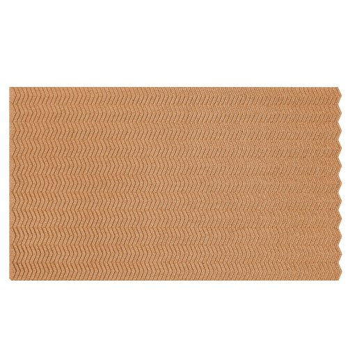 Muratto Organic Blocks - Strips - Zig Zag - Natural
