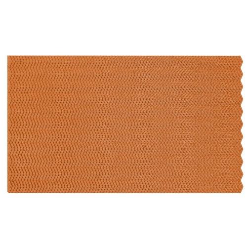 Muratto Organic Blocks - Strips - Zig Zag - Copper
